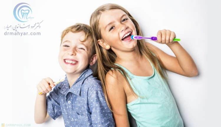8 راه محافظت از دهان و دندان کودکان