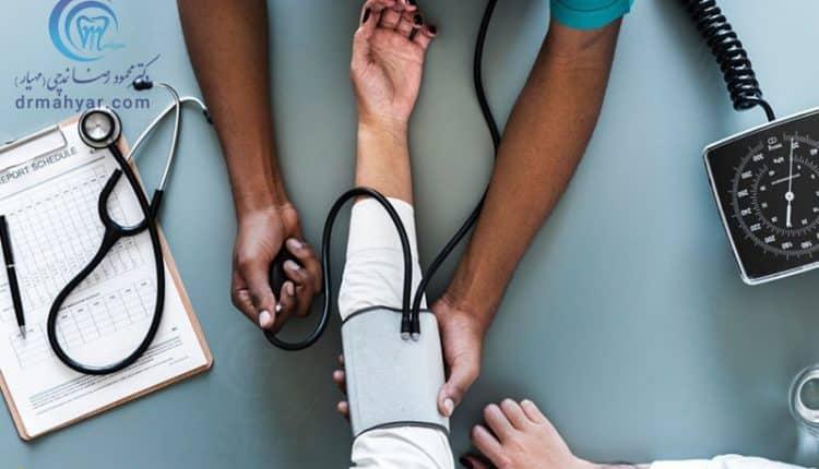 فشار خون در دندانپزشکی