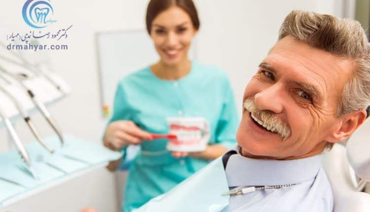 دندان مصنوعی چیست